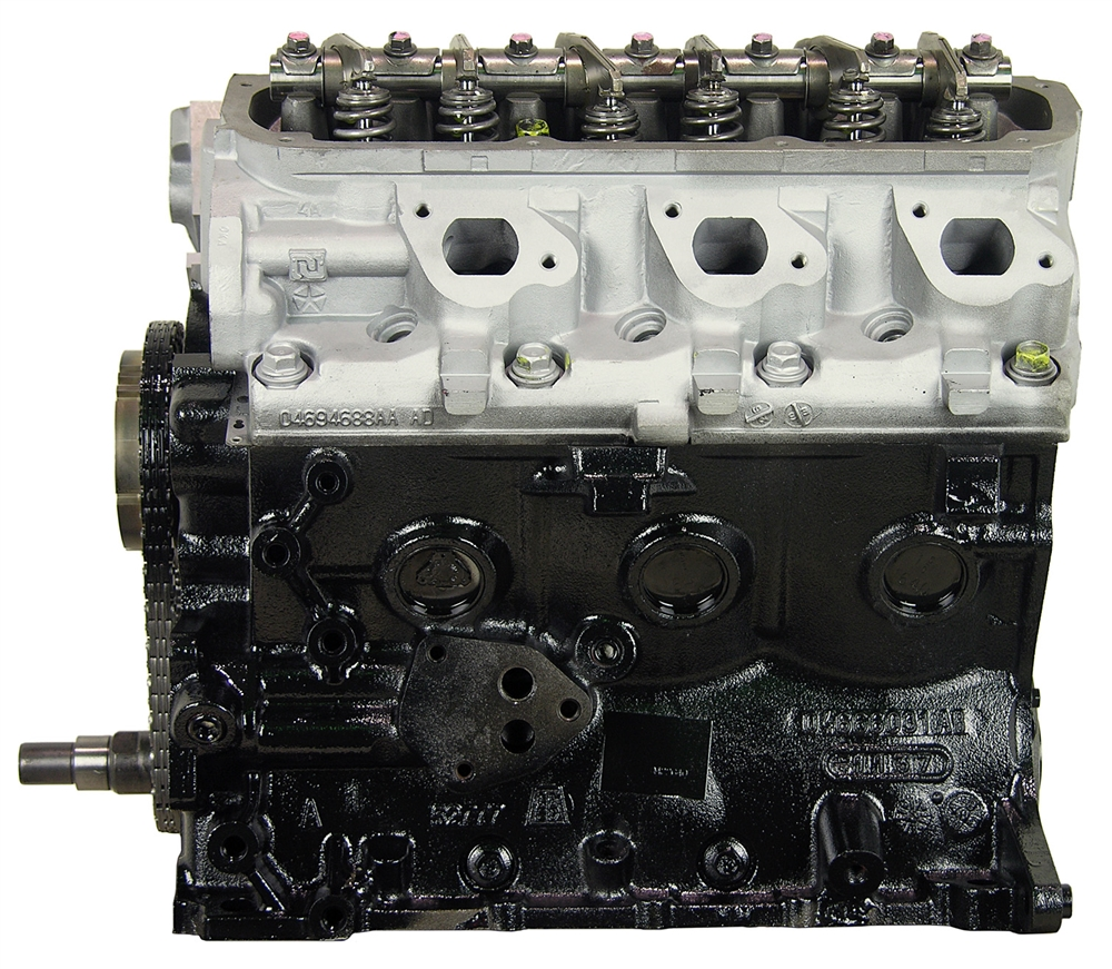 Jeep Wrangler Engine 2007